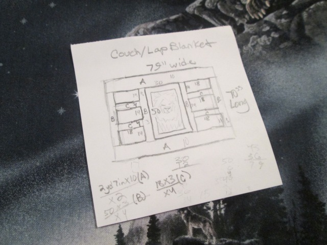 Quilt Design Plan